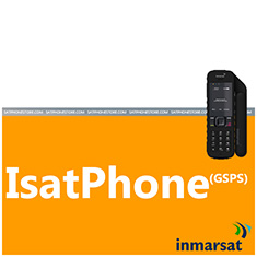 IsatPhone (GSPS) Airtime